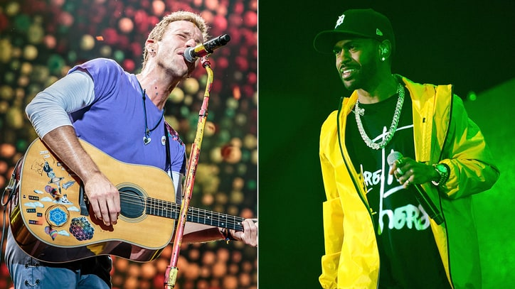 Hear Coldplay's Uplifting New Song With Big Sean