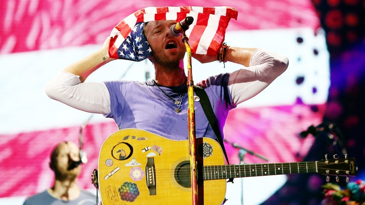Watch Coldplay Dedicate New Song 'Houston' to Hurricane Victims