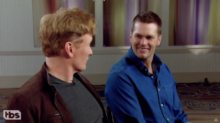 Watch Tom Brady, Dwight Freeney and Conan play 'For Honor'