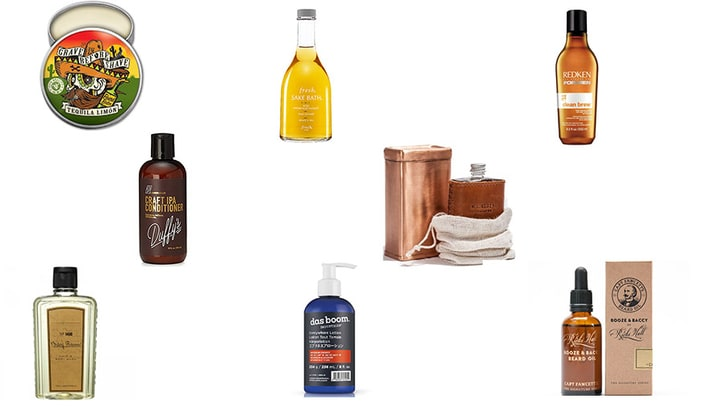 12 Grooming Products With an Intoxicating Twist