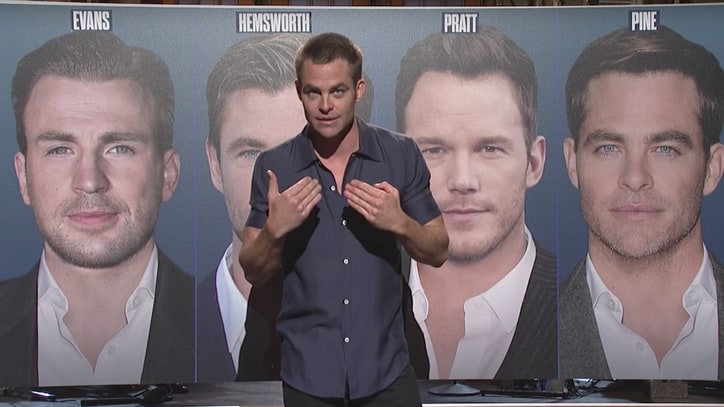 Chris Pine on 'SNL': 3 Sketches You Have to See