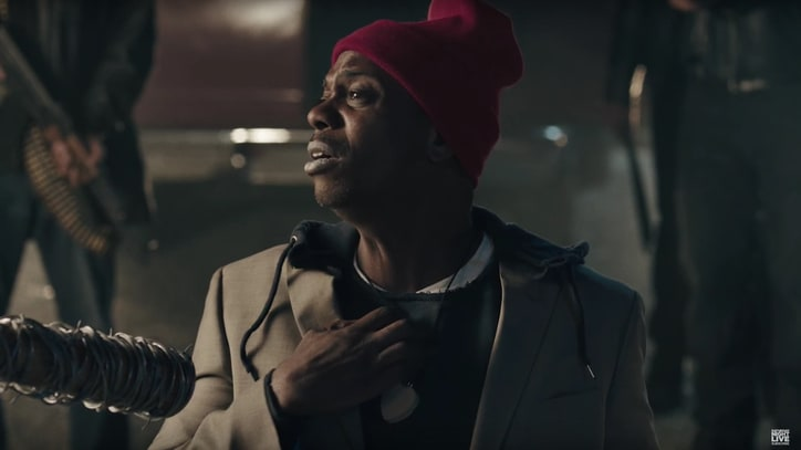 Watch 'SNL' Mash Up 'Walking Dead' With 'Chappelle's Show'
