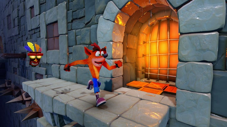Unreleased 'Crash Bandicoot' Level Brought to Life as Free DLC in 'N. Sane Trilogy'