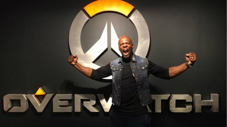 Watch Terry Crews Show Off his 'Overwatch' Doomfist Voice Skills