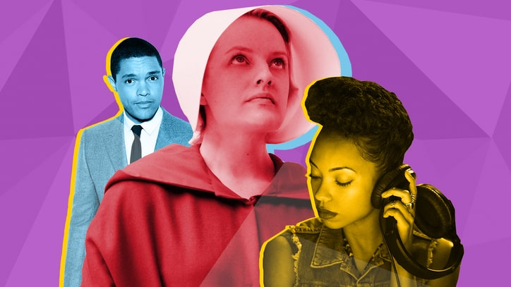 Culture Index: Trevor Noah, 'Handmaid's Tale,' Tom Scharpling and More