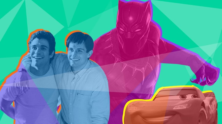 Culture Index: 'Oh, Hello' on Netflix, 'Black Panther' Trailer, Puns and More