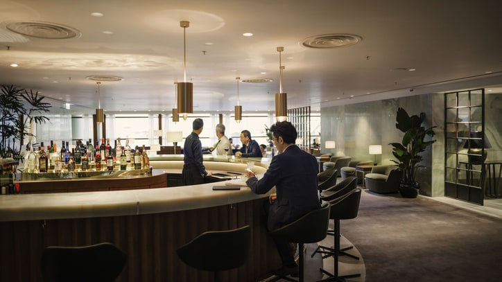 The 10 Most Luxurious Airport Lounges in the World