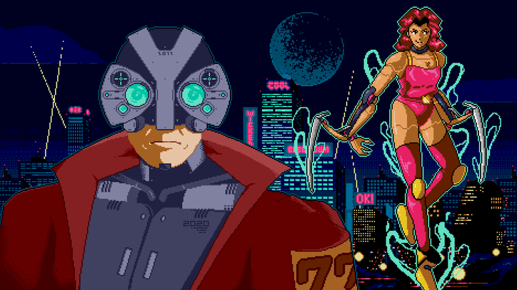How 'Cyberpunk,' the 1988 Tabletop Adventure, Is Inspiring the Blockbuster Game Creators of 2017
