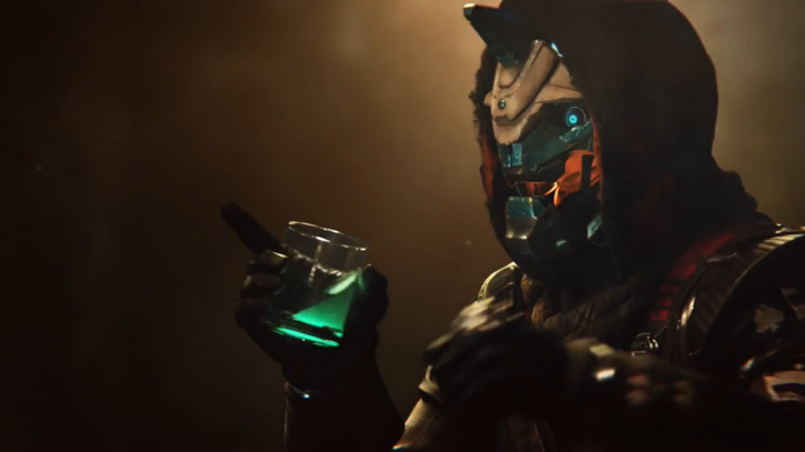 Watch the 'Destiny 2' Teaser Featuring Nathan Fillion's Cayde-6