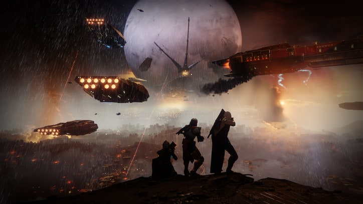 Massive 'Destiny 2' Screenshot Gallery