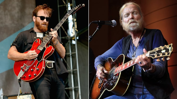 Dan Auerbach on Gregg Allman: 'The Foundation of What I Do'