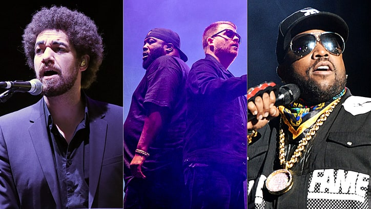 Hear Danger Mouse, Big Boi, Run the Jewels' Brash New Song 'Chase Me'