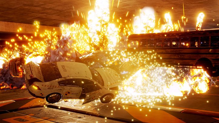 'Burnout' Series Creator Talks Remaking Crash Mode for 'Danger Zone'