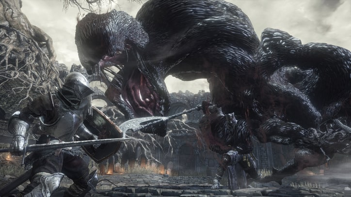 'Dark Souls 3' Gets PlayStation 4 Pro Support in Next Patch