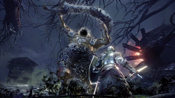 'The Ringed City' Brings 'Dark Souls' to an Epic End