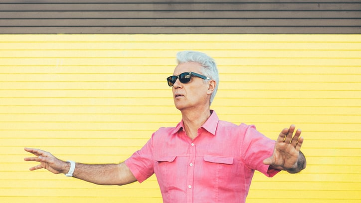 How David Byrne and 'Contemporary Color' Turned Color Guards Into Rock Stars