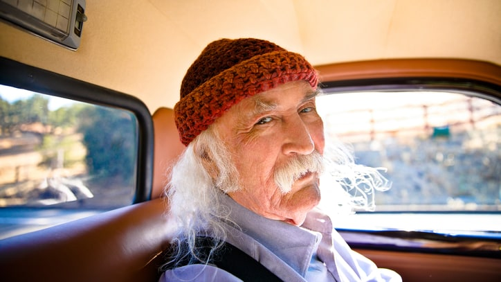 Review: David Crosby, a Late-Career Marvel, Embraces His Steely Dan Side