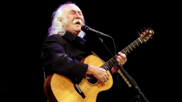 Hear David Crosby's Contemplative, Jazzy New Song 'Sell Me a Diamond'