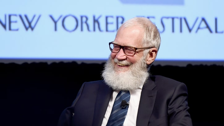 David Letterman Sets TV Return With Six-Episode Netflix Series