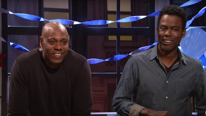 Dave Chappelle on 'SNL': 3 Sketches You Have to See