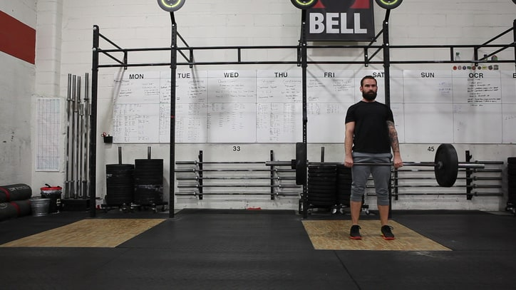 Getting Fit From Scratch: Learning the Deadlift