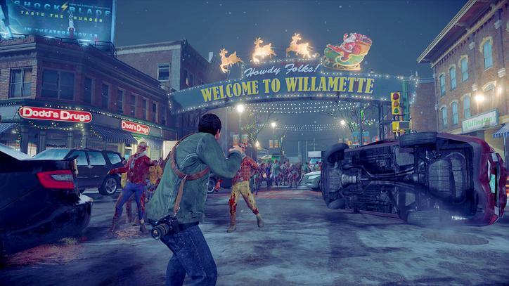 Review: With 'Dead Rising 4' We've Reached Peak Zombie