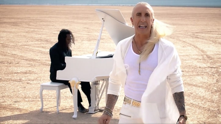 See Dee Snider Turn 'We're Not Gonna Take It' Into Piano Ballad