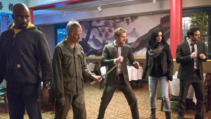 'The Defenders': Netflix's Marvel Superhero Team-Up Is Three-Fourths Great
