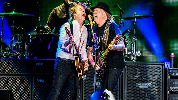 Paul McCartney, Neil Young Deliver Powerful Sets at Desert Trip Night 2