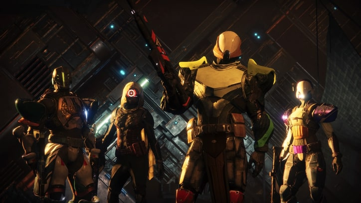 New 'Destiny 2' Update Addresses Post-Game and Expansion Content Issues