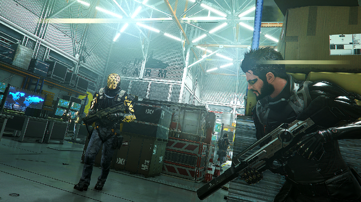 Review: 'Deus Ex: Mankind Divided' Is a Schizophrenic Cyberpunk Thriller