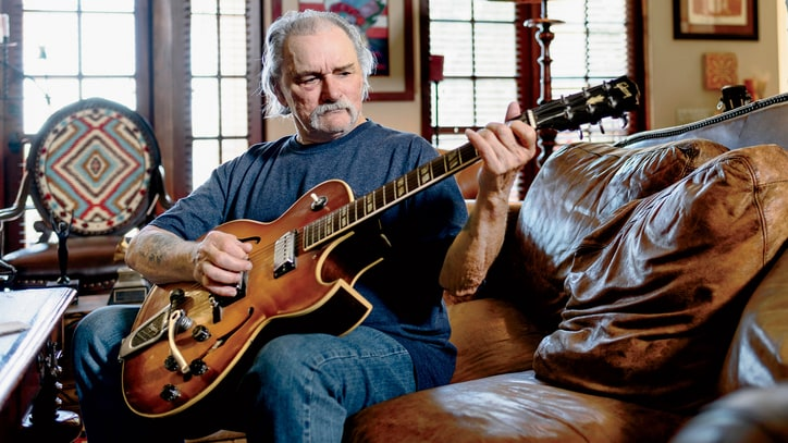 Dickey Betts: The Lost Allman Brother
