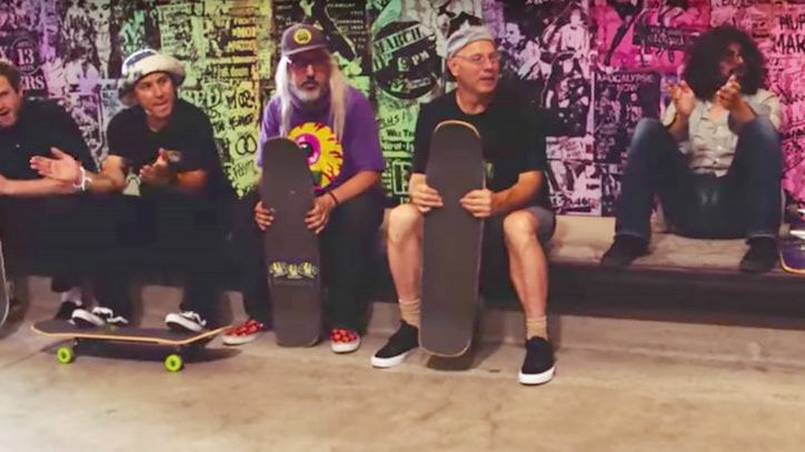 Watch Dinosaur Jr. Rage With Skaters in 'Goin Down' Video