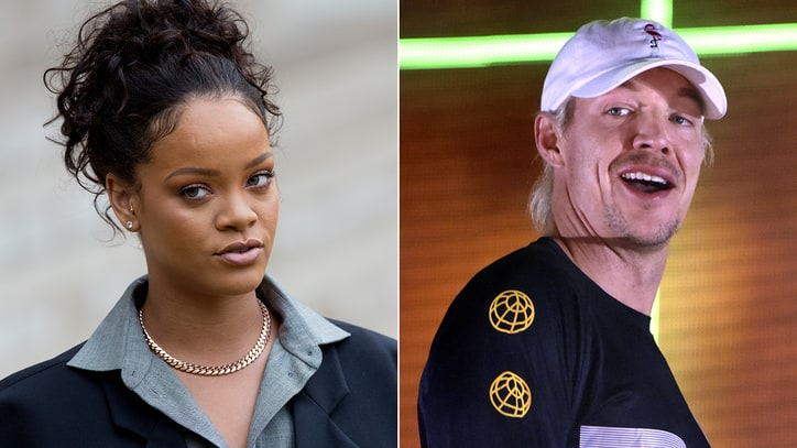 Diplo: Rihanna Once Compared My Music to a 'Reggae Song in an Airport'
