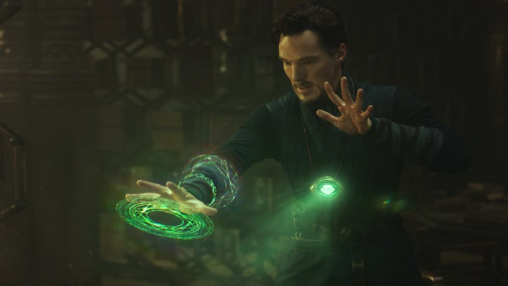 'Doctor Strange' Review: Benedict Cumberbatch's Marvel Debut Casts a Spell