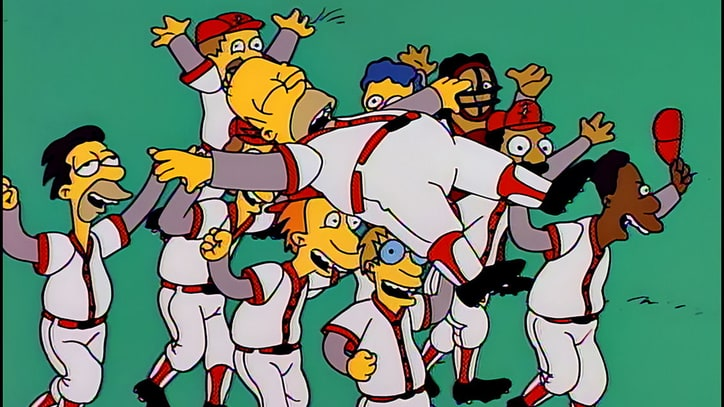 Watch Teaser for Simpsons Documentary About Iconic 'Homer at the Bat' Episode