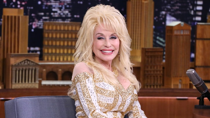 See Dolly Parton's Candid Rocking-Chair Chat With Cam