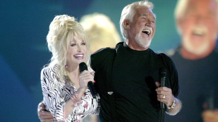 Kenny Rogers, Dolly Parton Announce Final Performances Together