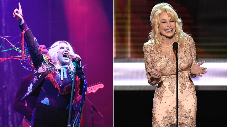 Dolly Parton to Sing on Kesha's New Album 'Rainbow'