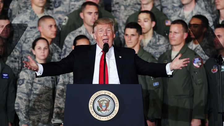 Army Vet: Why Trump Disrespects the Military