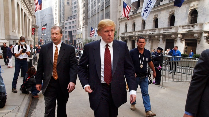 How Donald Trump Cashed in on 9/11