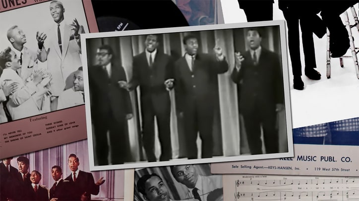 See Early Doo-Wop Singers Look Back on Street-Corner Serenades in Doc Clip