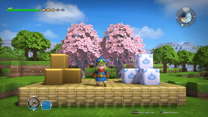 How 'Dragon Quest Builders' Blends 'Minecraft' With 'Zelda'