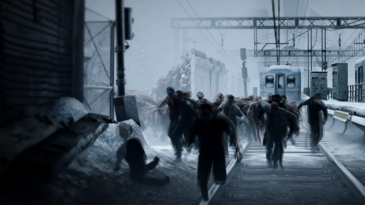'World War Z' Game Coming From Saber Interactive