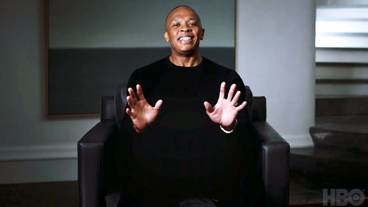Watch Dr. Dre, Eminem Recall First Meeting, Making 'My Name Is'