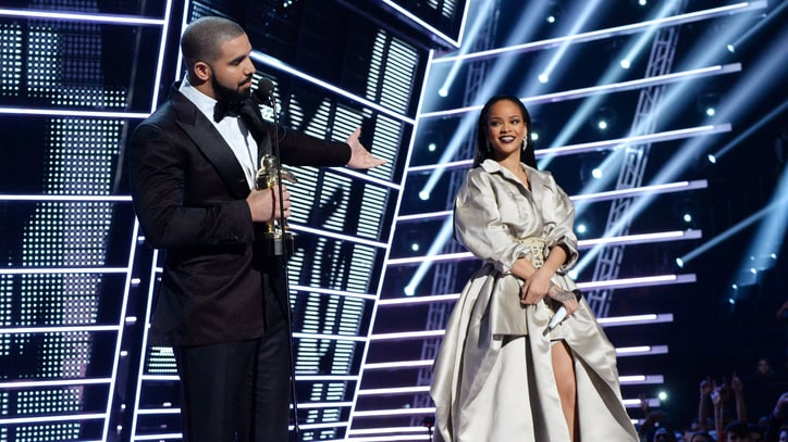 Read Drake, Rihanna's Heartfelt Video Vanguard Award VMAs Speeches
