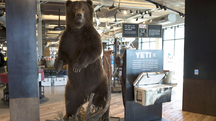Partying With YETI: A  Sneak Peek Inside the Cooler Company's New Clubhouse
