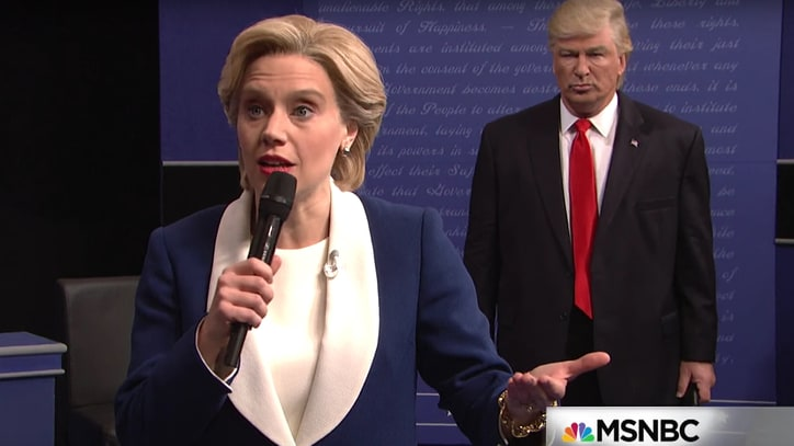 Watch 'SNL' Debate Sketch That Donald Trump Called a 'Hit Job'