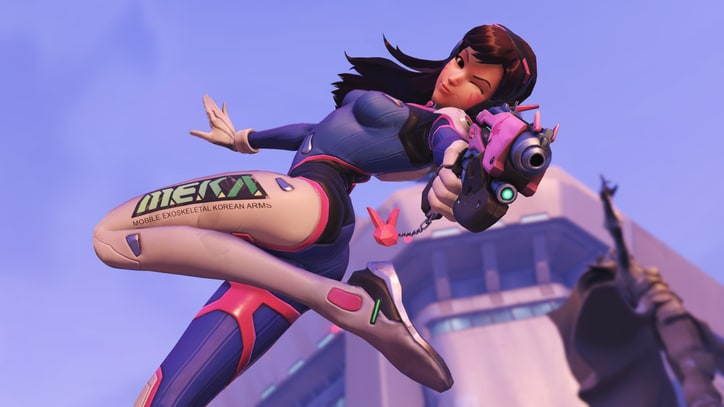 'Overwatch' Character D.Va Might Be Getting