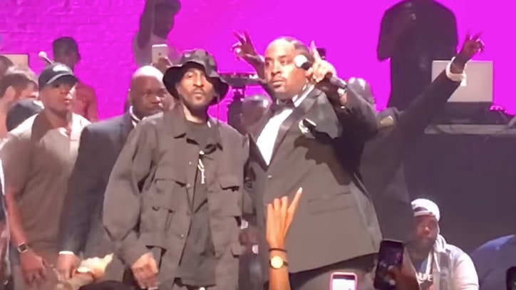 See Eric B & Rakim Reunite for 'Paid in Full' Anniversary Concert